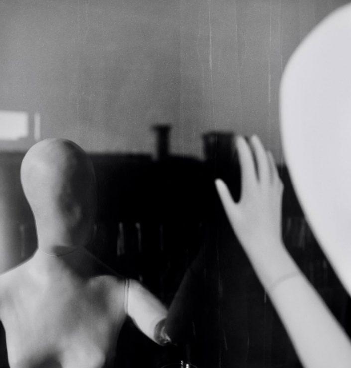 Awakening of consciousness 12 hour- analog film_gelatin silver print 50x50 cm(2020)- closed series (1_3)